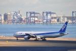 やす!さんが、羽田空港で撮影した全日空 777-381の航空フォト(写真)