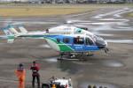 SFJ_capさんが、福井空港で撮影した福井県防災航空隊 BK117C-2の航空フォト(写真)