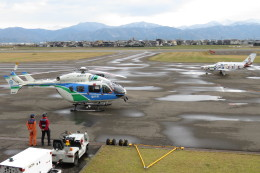 福井空港 - Fukui Airport [FKJ/RJNF]で撮影された福井空港 - Fukui Airport [FKJ/RJNF]の航空機写真