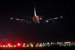 かぷちーのさんが、那覇空港で撮影した日本トランスオーシャン航空 737-446の航空フォト(写真)