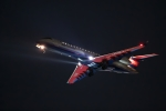 かぷちーのさんが、伊丹空港で撮影したアイベックスエアラインズ CL-600-2C10 Regional Jet CRJ-702の航空フォト(写真)