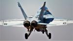 Ocean-Lightさんが、厚木飛行場で撮影したアメリカ海軍 F/A-18F Super Hornetの航空フォト(写真)