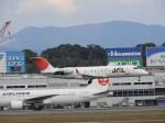 おっつんさんが、福岡空港で撮影したジェイ・エア CL-600-2B19 Regional Jet CRJ-200ERの航空フォト(飛行機 写真・画像)