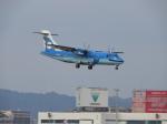 おっつんさんが、福岡空港で撮影した天草エアライン ATR-42-600の航空フォト(写真)
