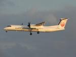 おっつんさんが、那覇空港で撮影した琉球エアーコミューター DHC-8-402Q Dash 8 Combiの航空フォト(写真)