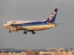 おっつんさんが、那覇空港で撮影したANAウイングス 737-54Kの航空フォト(飛行機 写真・画像)