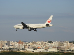 おっつんさんが、那覇空港で撮影した日本航空 777-289の航空フォト(写真)