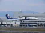 おっつんさんが、福岡空港で撮影したANAウイングス DHC-8-402Q Dash 8の航空フォト(写真)