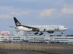 おっつんさんが、福岡空港で撮影した全日空 777-281の航空フォト(飛行機 写真・画像)