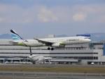 おっつんさんが、福岡空港で撮影したエアプサン A321-231の航空フォト(飛行機 写真・画像)
