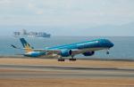 mahlさんが、中部国際空港で撮影したベトナム航空 A350-941XWBの航空フォト(写真)