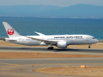 mahlさんが、中部国際空港で撮影した日本航空 787-8 Dreamlinerの航空フォト(写真)