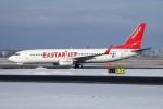 北の熊さんが、新千歳空港で撮影したイースター航空 737-8Q8の航空フォト(飛行機 写真・画像)