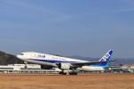 musashiさんが、松山空港で撮影した全日空 777-281の航空フォト(写真)