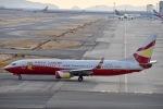 ジャコビさんが、関西国際空港で撮影した雲南祥鵬航空 737-84Pの航空フォト(写真)
