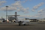 Take51さんが、関西国際空港で撮影したネットジェット・インターナショナル BD-700 Global Express/5000/6000の航空フォト(写真)