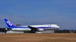 オキシドールさんが、広島空港で撮影した全日空 767-381の航空フォト(写真)