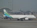 kakuteikiyosumiさんが、香港国際空港で撮影したランメイ・エアラインズ A321-231の航空フォト(飛行機 写真・画像)