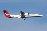 Jinxさんが、ブリスベン空港で撮影したサンステート・エアラインズ DHC-8-402Q Dash 8の航空フォト(写真)