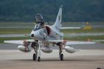 Tomo-Papaさんが、オシアナ海軍航空基地アポロソーセックフィールドで撮影したアメリカ企業所有 A-4B Skyhawk (A4D-2)の航空フォト(写真)