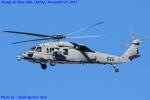 Chofu Spotter Ariaさんが、厚木飛行場で撮影したアメリカ海軍 MH-60S Knighthawk (S-70A)の航空フォト(写真)