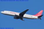 Chofu Spotter Ariaさんが、成田国際空港で撮影したイースター航空 737-883の航空フォト(写真)