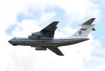 kix-boobyさんが、関西国際空港で撮影したロシア空軍 Il-76MDの航空フォト(写真)
