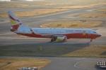 SKY☆101さんが、関西国際空港で撮影した雲南祥鵬航空 737-8ALの航空フォト(写真)