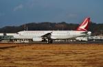 FRTさんが、松山空港で撮影したキャセイドラゴン A320-232の航空フォト(飛行機 写真・画像)