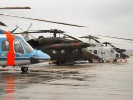 倉島さんが、新潟空港で撮影した陸上自衛隊 UH-60JAの航空フォト(飛行機 写真・画像)