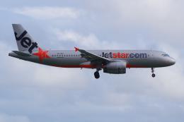 PASSENGERさんが、オークランド空港で撮影したジェットスター A320-232の航空フォト(飛行機 写真・画像)