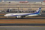 sumihan_2010さんが、羽田空港で撮影した全日空 777-281/ERの航空フォト(写真)