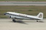 Runway747さんが、神戸空港で撮影したスーパーコンステレーション飛行協会 DC-3Aの航空フォト(写真)