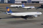 羽田空港 - Tokyo International Airport [HND/RJTT]で撮影されたルフトハンザ・ドイツ航空 - Lufthansa [LH/DLH]の航空機写真