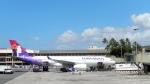 oahuさんが、ダニエル・K・イノウエ国際空港で撮影したハワイアン航空 A330-300の航空フォト(写真)