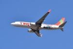 sonnyさんが、成田国際空港で撮影したティーウェイ航空 737-8HXの航空フォト(写真)
