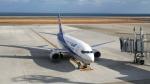 コバトンさんが、大分空港で撮影したANAウイングス 737-54Kの航空フォト(飛行機 写真・画像)