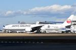 ワーゲンバスさんが、成田国際空港で撮影した日本航空 777-346/ERの航空フォト(写真)