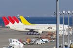 yabyanさんが、中部国際空港で撮影した日本航空 A300B4-622Rの航空フォト(写真)