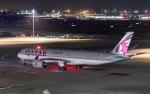 airbandさんが、羽田空港で撮影したカタール航空 A350-941XWBの航空フォト(写真)