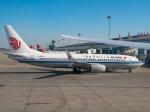 delawakaさんが、大連周水子国際空港で撮影した中国国際航空 737-89Lの航空フォト(写真)