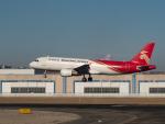 delawakaさんが、大連周水子国際空港で撮影した深圳航空 A320-214の航空フォト(写真)