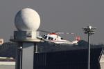 T.Sazenさんが、伊丹空港で撮影した朝日新聞社 AW169の航空フォト(飛行機 写真・画像)