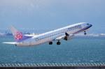 yabyanさんが、中部国際空港で撮影したチャイナエアライン 737-8ALの航空フォト(写真)