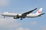 shimashimaさんが、成田国際空港で撮影した日本航空 767-346/ERの航空フォト(写真)