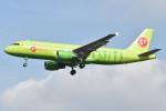 shimashimaさんが、成田国際空港で撮影したS7航空 A320-214の航空フォト(写真)