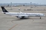 shimashimaさんが、中部国際空港で撮影したルフトハンザドイツ航空 A340-313Xの航空フォト(写真)