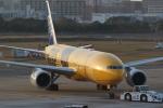 のんびりこまきさんが、福岡空港で撮影した全日空 777-281/ERの航空フォト(写真)