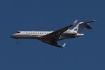 木人さんが、成田国際空港で撮影したオーストラリア企業所有 BD-700-1A10 Global Expressの航空フォト(写真)