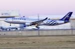 もりやんさんが、成田国際空港で撮影したチャイナエアライン A330-302の航空フォト(写真)